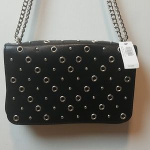 Express - Small Purse with Silver Grommets
